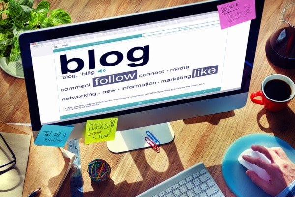 ecrire un article de blog