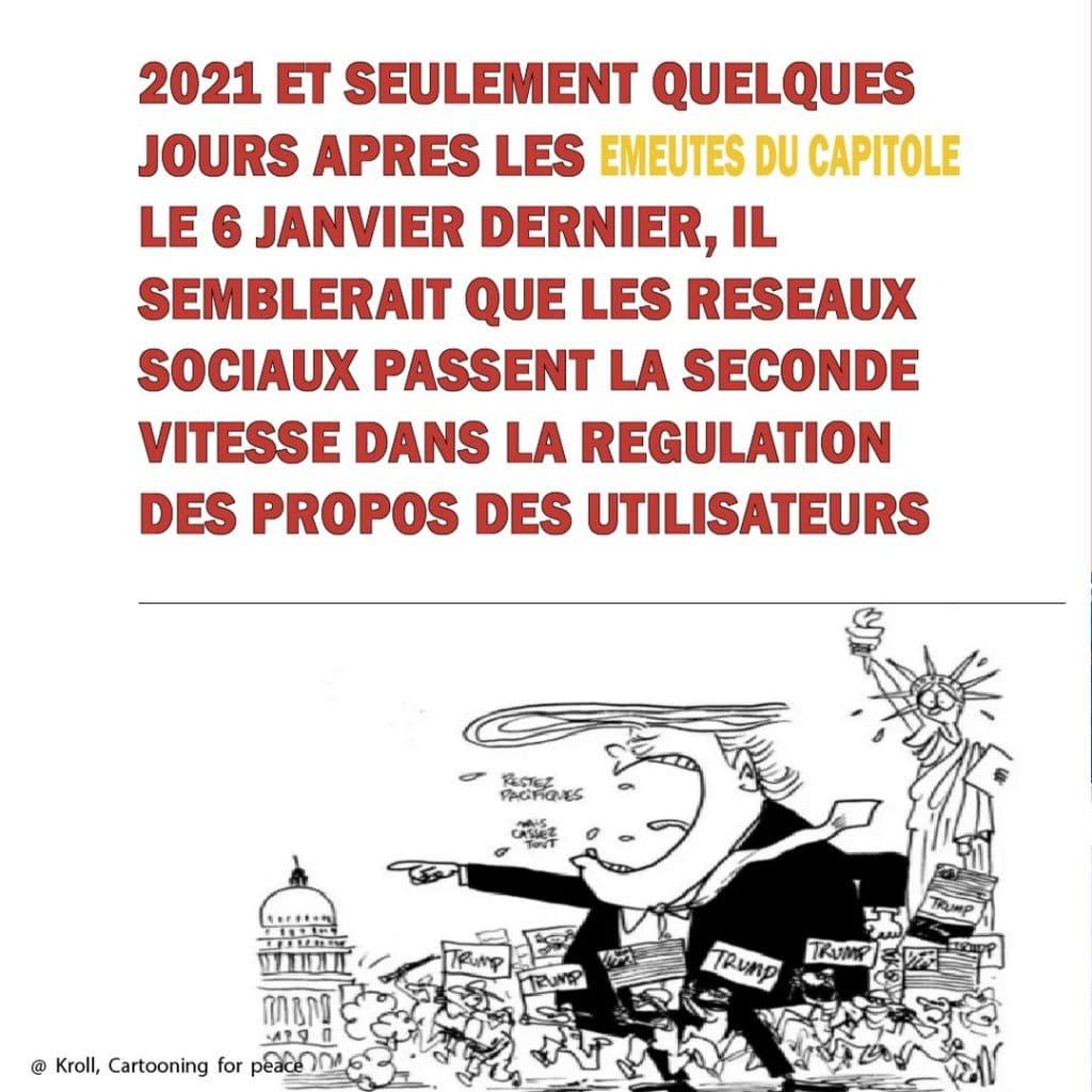 regulation des réseaux sociaux d