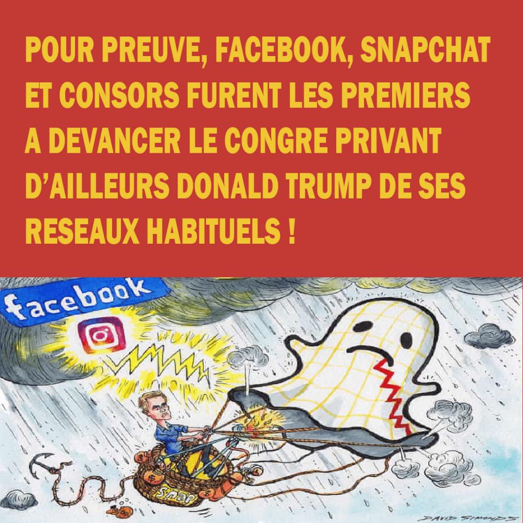 regulation des réseaux sociaux e