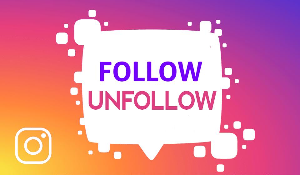 follow unfollow image