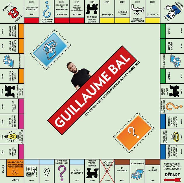 guillaume bal cv monopoly
