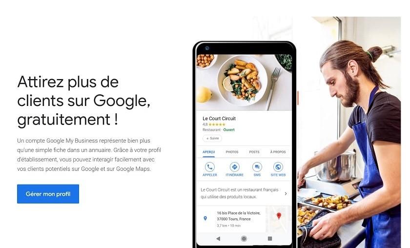 Google My Business Presentation