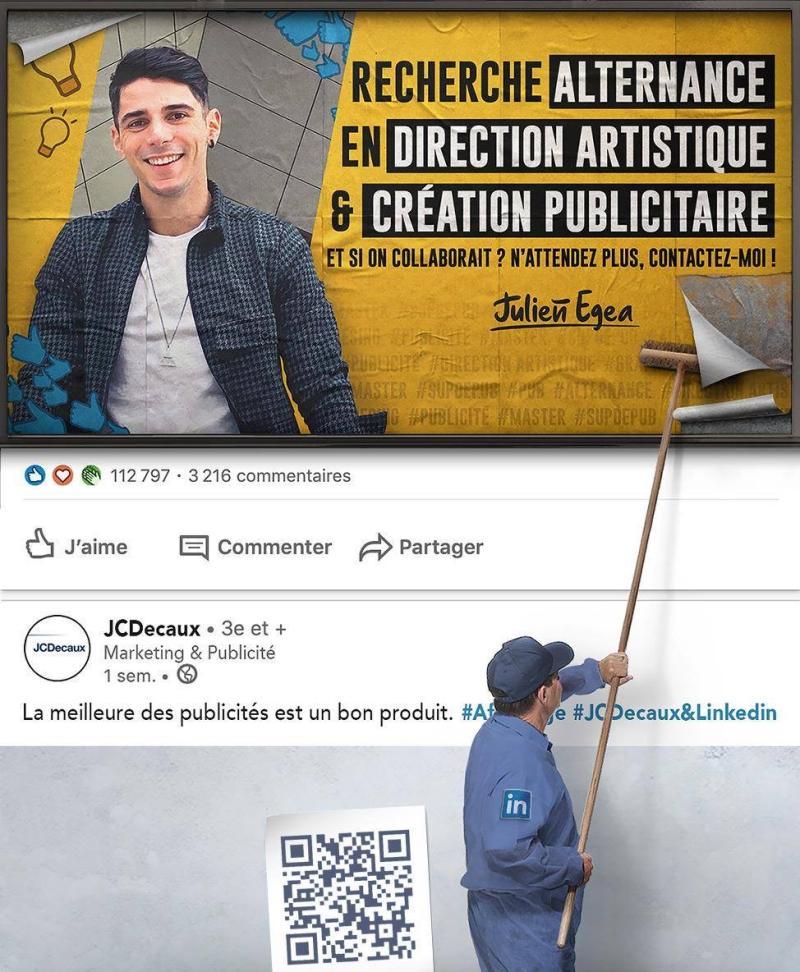 Julien Egea Recherche D'alternance