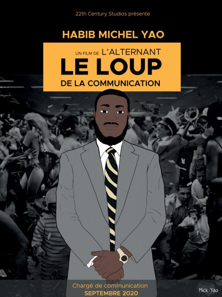 Le Loup De La Communication
